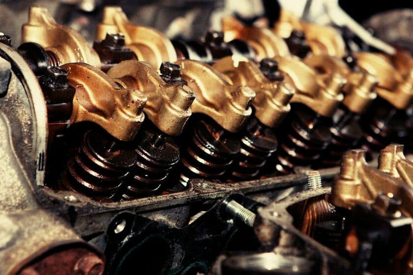 engine block mechanic auto